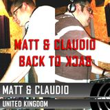 Matt & Claudio B2B 1 (1 hour Live Session)
