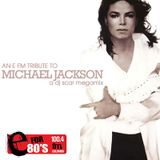 Michael Jackson Megamix - An E FM-DJ Scar Exclusive