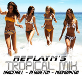 DJ replayM's TROPICAL MIX - Dancehall, Reggaeton & Moombahton - Nov 17