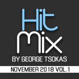 Hit Mix By George Tsokas 2018 November 2018 Vol.1