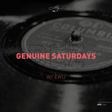 GENUINE SATURDAYS Podcast #092 - èwu