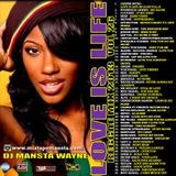 DJ MANSTA WAYNE - LOVE IS LIFE REGGAE MIX 2013 VOLUME 26