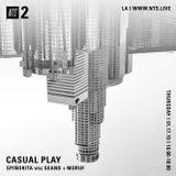 Casual Play w/ Spinorita, DJ Seano and Moruf - 17th January 2019