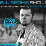 Euphorics - exclusive mix for The Blu Saphire Show @ Bassdrive.com