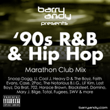 Barry Andy - 90s R&B & Hip Hop: Snoop, Faith Evans, Case, Biggie, 2Pac, 702, Total, Fugees, SWV