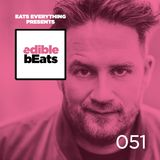 EB051 - edible bEats - Eats Everything recorded at edible studios