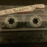 DJ Buddha (Steve Root, RIP) March 2001 Eclectic (90 min.)