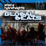 Sted-E & Hybrid Heights Global Beats Radio January 2015