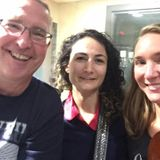 Radio Nowhere On WMSC  Sunday 10/16/16  with Orly and Daniella of Orly Bendavid and The Mona Dahls