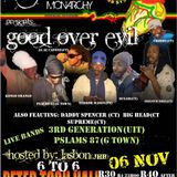 Psalm 87 ft Third Generation band live in Grahamstown tunnes 2015-Screwface