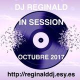 Dj Reginald - Session Octubre 2017