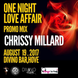 One Night Love Affair Promo Mix by DJ Chrissy Millard