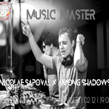 """Music Master"" with Among Shadows #9 // Radio USV (02 december 2016)"
