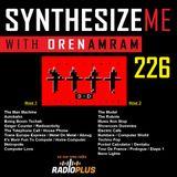 Synthesize Me #226 - 11/06/2017 - Kraftwerk special - hour 1