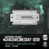 #CW 0019: MR.PEPPERS - CK Exclusive // TECHNO