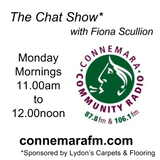 Connemara Community Radio - 'The Chat Show' with Fiona Scullion - 27nov2017