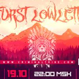 Molotov Cocktail #046 - Furst Lowlett [RUS] guest mix (19.10.17 Criminal Tribe Radio)
