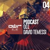 Dry / Wet Recordings Podcast Sessions presents: 001 - David Temessi