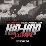 Hip Hop Journal Episode 34 w/ DJ Stikmand