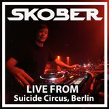 Skober live from Suicide Circus, Berlin (Germany) [10-12-2017]