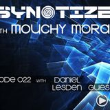 Mouchy Mora pres. Psynotized 022 (January 2015) - Daniel Lesden Guest Mix