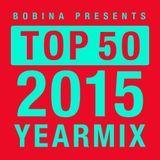 Bobina - Russia Goes Clubbing #376 [TOP 50 Of 2015 - YearMix] (26.12.2015)
