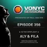 Paul van Dyk's VONYC Sessions 356 - Aly & Fila