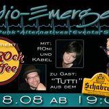 ROck-KAffee vom 08.08.2014, zu Gast: Tutti