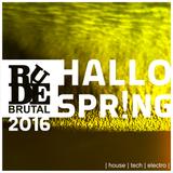 RudeBrutal - Hallo Spring 2016