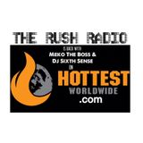 The Rush Radio with Meko The Boss & Dj Sixth Sense - Feb 2017