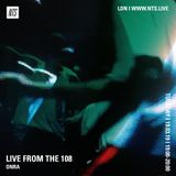 Live From The 108 w/ Onra: 90's RNB Special - 19th March 2019