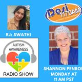 AARS_04_30_2018 Shannon Penrod of Autism-Live our special guest for the day