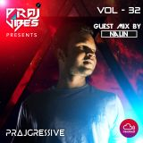PrajGressive Vol32 #Guest mix by NALIN #29/01/2020