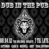 Sattamann - Live mix at Dub In The Pub 08.04.12