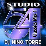 Studio 54 Classic Disco Mix #1