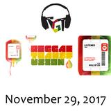 """Reggae Transfusion"" on KGNU Community Radio [11-29-2017]"