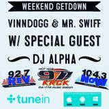 December 9, 2016 Weekend Getdown with VinnDogg & Mr Swiff