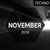 Simonic - November 2018 // Deep Techno Mix
