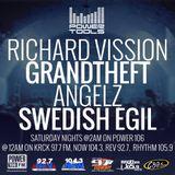 Powertools Mixshow - Episode 11-5-16 Ft: Grandtheft, ANGELZ, & Swedish Egil