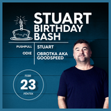 PushPull Warm Up - Stuart Birthday Bash (Goose 2018.02.23.)