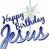 Happy Birthday Jesus 2