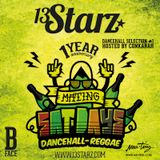 Dancehall Selection #1 Hosted by Conkarah Face B