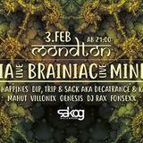 Dj Set @ Mondton with Materia, Brainiac & Mindfold
