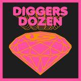DJ Fitz - Diggers Dozen Live Sessions (July 2013 London)