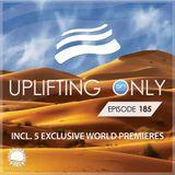 Ori Uplift - Uplifting Only 185