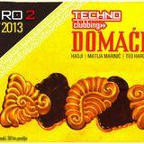 Teo Harouda @ Techno Clubbing / Gjuro 2 / Zagreb / Croatia