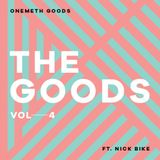 TheGoods VolumeFour - mixed by Nick Bike