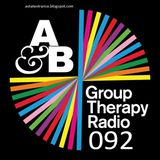Above & Beyond - Group Therapy 092 (15.08.2014), ABGT092 (incl. Dave Angel Guestmix) [Free Download]