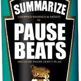 Pause Beats - The Summarize Mixtape