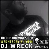 DJ Wreck - The Hip Hop Vibe Show - 02